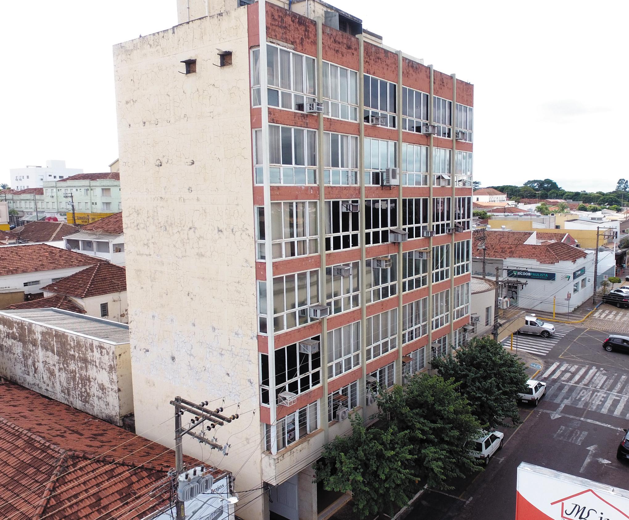 FOTO: Drone / Folha Regional